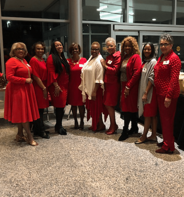 Columbia MD Alumnae Chapter Delta Sigma Theta - Committee Chairpersons