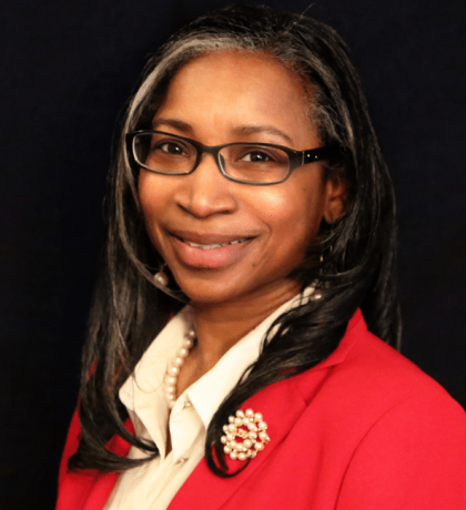 Columbia (MD) Alumnae Chapter Delta Sigma Theta Sorority - Chapter President Wanda Nelson