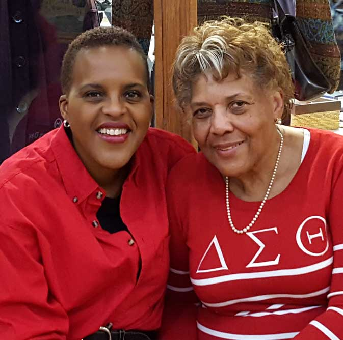 Columbia (MD) Alumnae Chapter Delta Sigma Theta Sorority - CACDST Membship